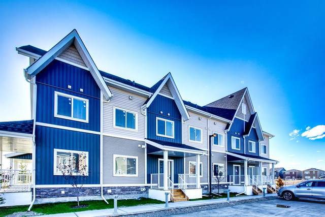 32 Red Embers Parade NE #404, Calgary, AB T3N 1P7 (#A1016946) :: Redline Real Estate Group Inc
