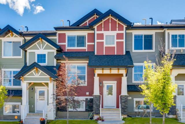 127 Nolan Hill Boulevard NW, Calgary, AB T3R 0S5 (#A1016958) :: Canmore & Banff