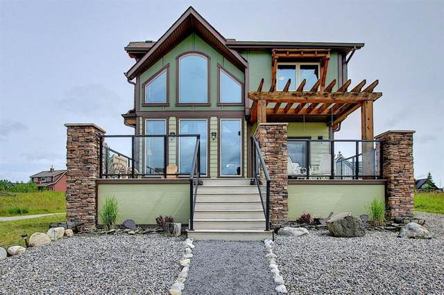 516 Cottage Club Way, Rural Rocky View County, AB T4C 1B1 (#A1016972) :: Redline Real Estate Group Inc