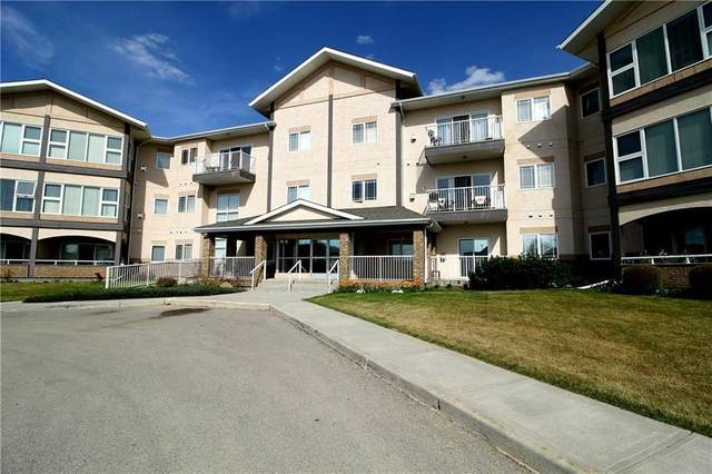 43 Westlake Circle #105, Strathmore, AB T1P 1T6 (#A1017005) :: Canmore & Banff