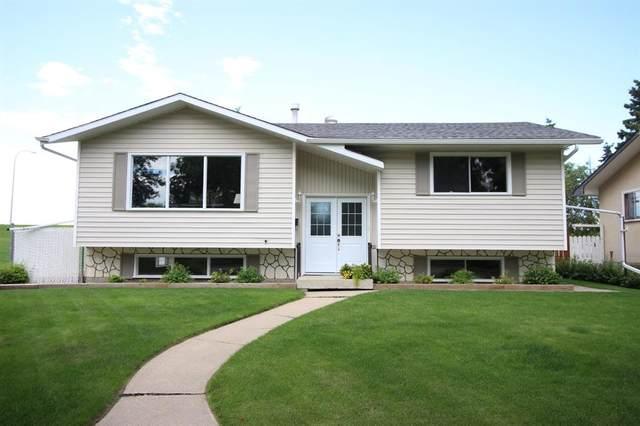 4410 67 Street, Camrose, AB T4V 3B3 (#A1017007) :: Western Elite Real Estate Group