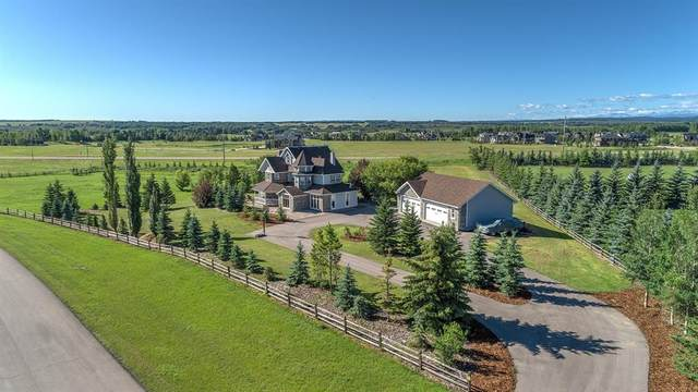31055 Elbow River Drive, Rural Rocky View County, AB T3Z 2T9 (#A1017050) :: Canmore & Banff
