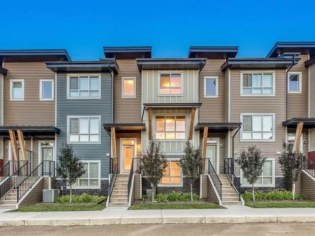 106 Walgrove Cove SE, Calgary, AB T2X 4E1 (#A1017054) :: Redline Real Estate Group Inc