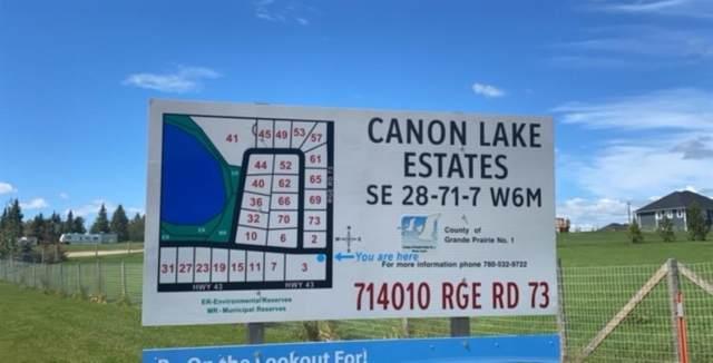 714010 73 Range #15, Rural Grande Prairie No. 1, County of, AB T8V 3A8 (#A1017063) :: Team Shillington | Re/Max Grande Prairie
