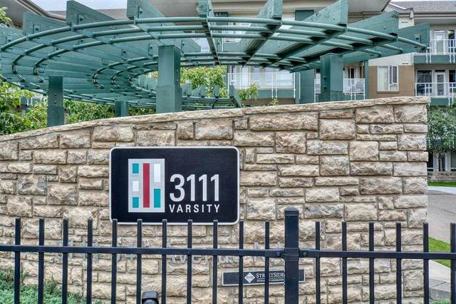 3111 34 Avenue NW #106, Calgary, AB T2L 0Y2 (#A1017077) :: Redline Real Estate Group Inc