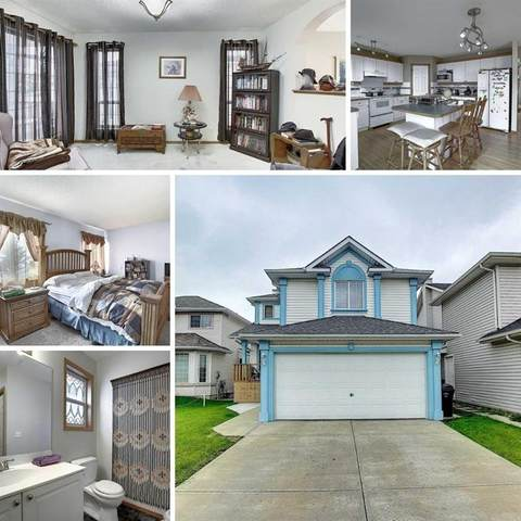177 Coral Springs Close NE, Calgary, AB T3J 3S6 (#A1017081) :: Canmore & Banff