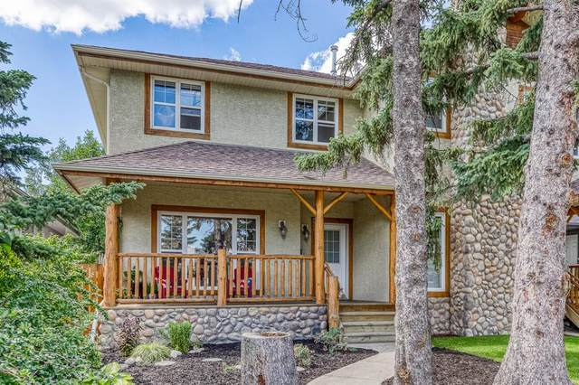 3111 38 Street SW, Calgary, AB T3E 3G4 (#A1017097) :: Redline Real Estate Group Inc