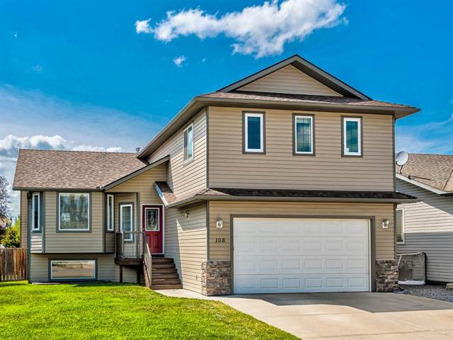 108 Camden Place, Strathmore, AB T1P 1Y2 (#A1017108) :: Redline Real Estate Group Inc