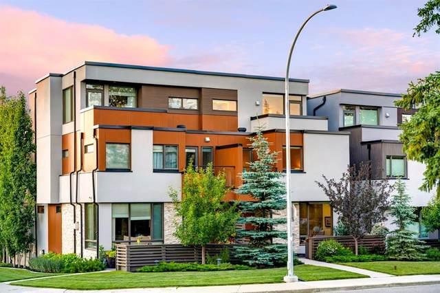 2140 28 Avenue SW, Calgary, AB T2T 1K5 (#A1017113) :: Redline Real Estate Group Inc