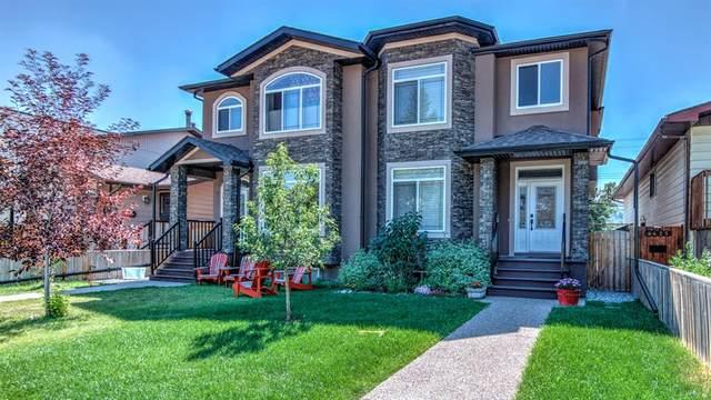 4423 19 Avenue NW, Calgary, AB T3B 0R8 (#A1017130) :: Redline Real Estate Group Inc