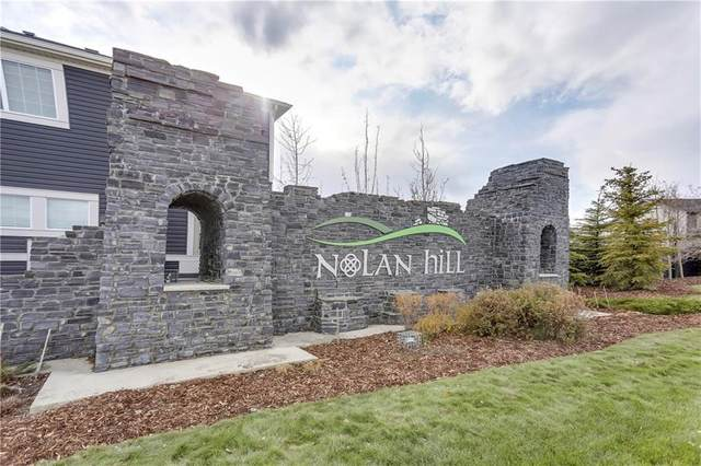97 Nolanlake Cove NW, Calgary, AB T3R 0Z7 (#A1017155) :: Canmore & Banff