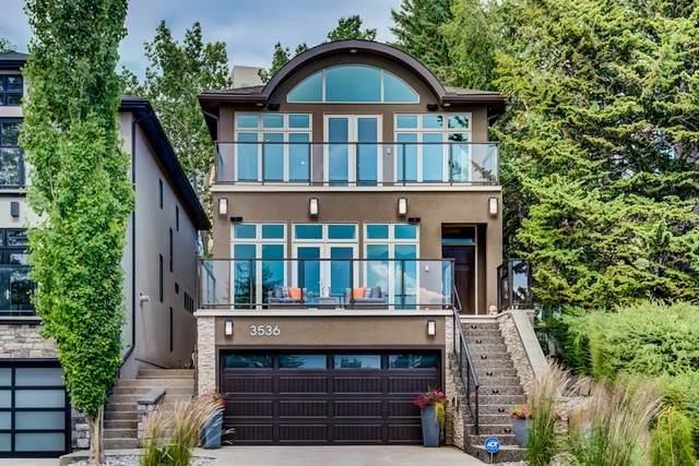 3536 8 Avenue NW, Calgary, AB T2N 1C9 (#A1017185) :: Redline Real Estate Group Inc