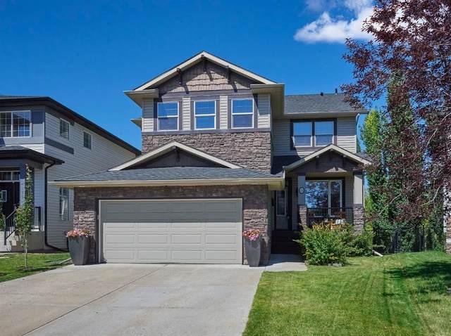 172 Chaparral Ravine View SE, Calgary, AB T2X 0A4 (#A1017192) :: Redline Real Estate Group Inc