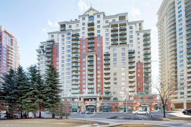 1111 6 Avenue SW #1211, Calgary, AB T2P 5M5 (#A1017214) :: Redline Real Estate Group Inc