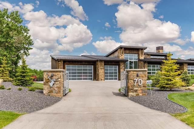 70 Silverhorn Boulevard, Rural Rocky View County, AB T3R 0X3 (#A1017243) :: The Cliff Stevenson Group
