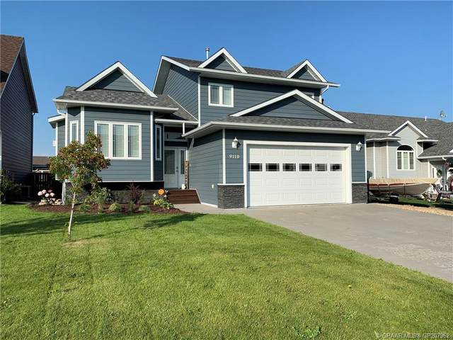 9110 133 Avenue, Peace River, AB T8S 1X2 (#A1017271) :: Canmore & Banff