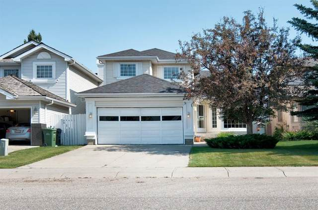 91 Douglas Woods Hill SE, Calgary, AB T2Z 2G5 (#A1017317) :: Redline Real Estate Group Inc