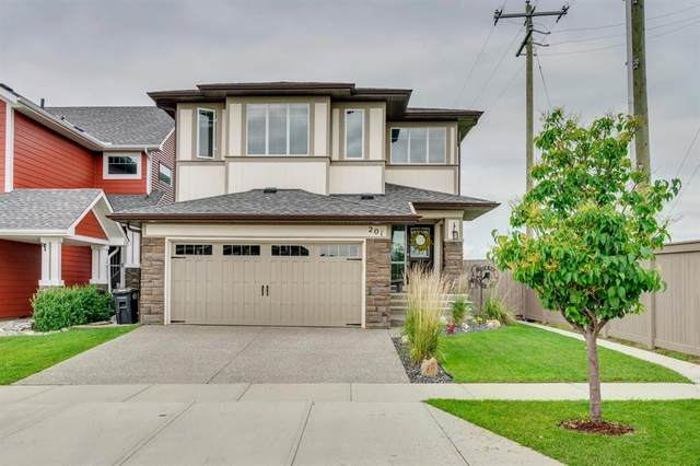 201 Mountainview Drive, Okotoks, AB T1S 0L6 (#A1017339) :: Redline Real Estate Group Inc
