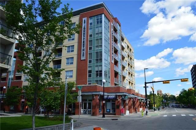 1110 3 Avenue NW #601, Calgary, AB T2N 4J3 (#A1017372) :: Redline Real Estate Group Inc