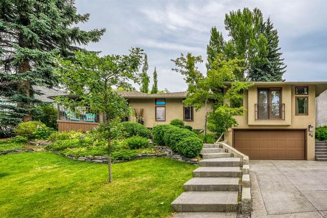 86 Roselawn Crescent NW, Calgary, AB T2K 1K6 (#A1017374) :: Canmore & Banff