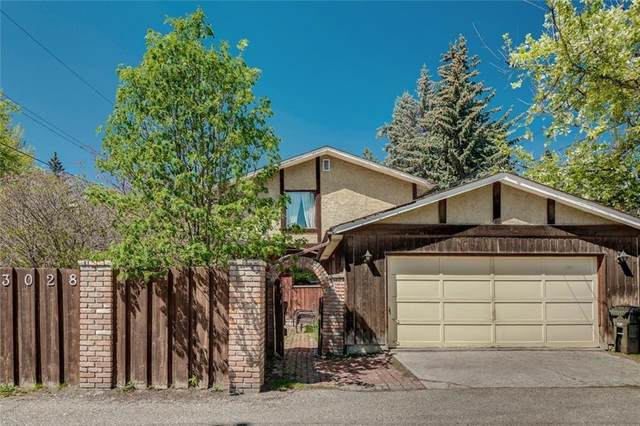 3028 8 Street SW, Calgary, AB T2T 3A2 (#A1017411) :: Redline Real Estate Group Inc