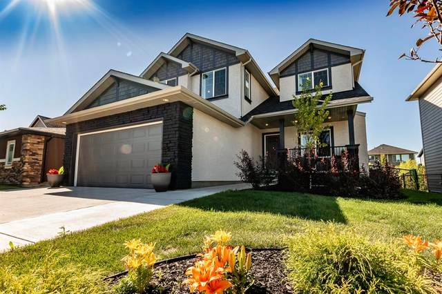 8 Ranchers Place, Okotoks, AB T1S 0G5 (#A1017425) :: Canmore & Banff