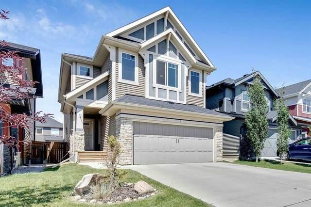 19 Sunrise Terrace, Cochrane, AB T4C 0M8 (#A1017426) :: Redline Real Estate Group Inc