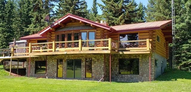 63260 Range Road 63A, Rural Bighorn M.D., AB T0M 1X0 (#A1017511) :: Canmore & Banff