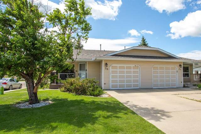 33 Dunlop Street, Red Deer, AB T4R 2H3 (#A1017522) :: Canmore & Banff