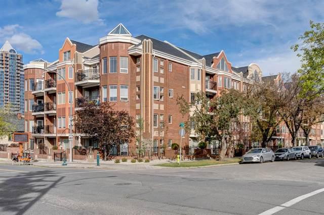 838 19 Avenue #215, Calgary, AB T2T 6H2 (#A1017526) :: Redline Real Estate Group Inc