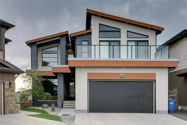 147 Aspen Summit View SW, Calgary, AB T3H 0V9 (#A1017562) :: Redline Real Estate Group Inc