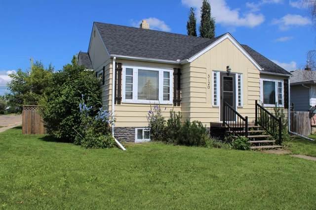 5120 48 Avenue, Ponoka, AB T4J 1J2 (#A1017573) :: Redline Real Estate Group Inc