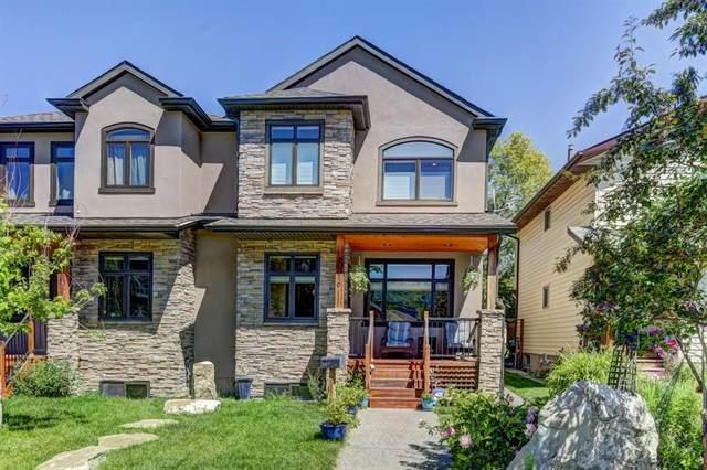 4516 17 Avenue NW, Calgary, AB T3B 0P1 (#A1017600) :: Redline Real Estate Group Inc