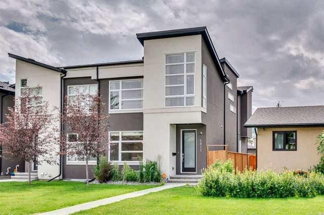4811 19 Avenue NW, Calgary, AB T3B 0S6 (#A1017657) :: Redline Real Estate Group Inc