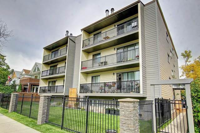 1512 16 Avenue SW #103, Calgary, AB T3C 0Z8 (#A1017675) :: Redline Real Estate Group Inc