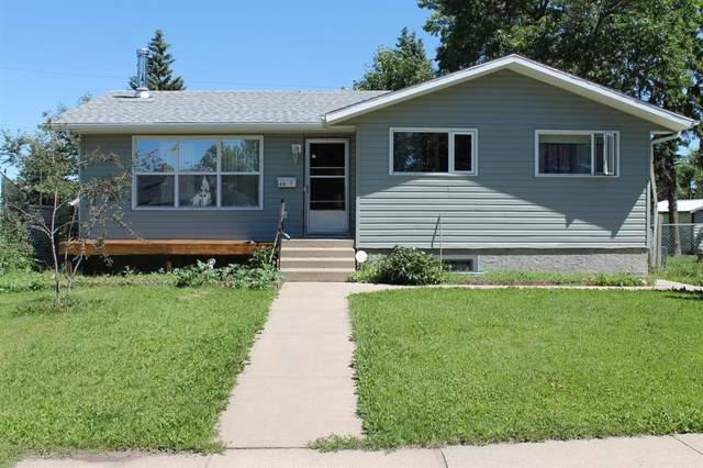 4807 46 Street, Stettler Town, AB T0C 2L0 (#A1017795) :: Canmore & Banff