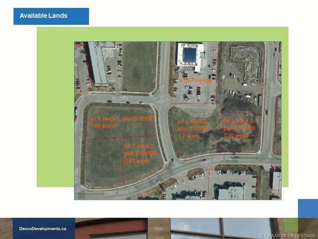9805 106A Street, Grande Prairie, AB T8V 8E6 (#A1017814) :: Team Shillington | Re/Max Grande Prairie