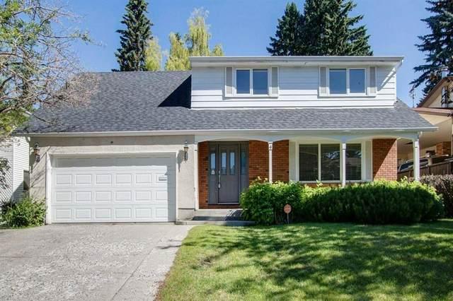 4 Varsplain Place NW, Calgary, AB  (#A1017837) :: Redline Real Estate Group Inc