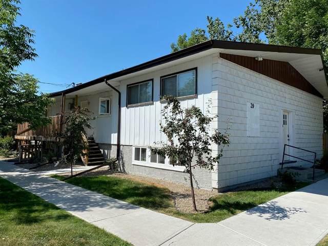 39 4 Avenue SE, High River, AB T1V 1G3 (#A1017931) :: Redline Real Estate Group Inc