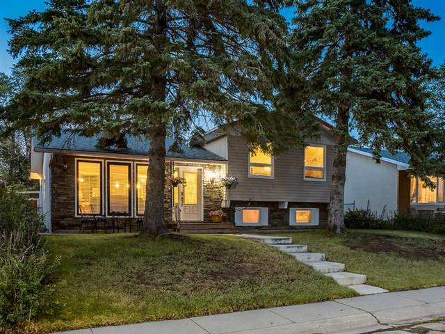 908 Pensdale Crescent SE, Calgary, AB T2A 2G1 (#A1018002) :: Redline Real Estate Group Inc