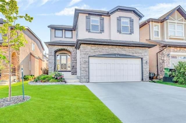 84 Sherwood Way NW, Calgary, AB T3R 1M7 (#A1018008) :: Redline Real Estate Group Inc
