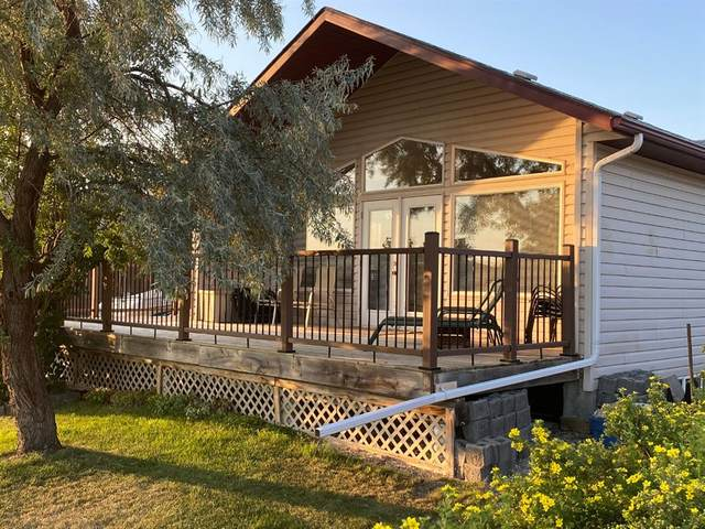 458 Sunset Drive, Rural Vulcan County, AB T0L 0R0 (#A1018010) :: Canmore & Banff