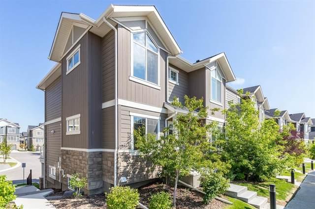 635 Evanston Manor NW, Calgary, AB T3P 0P1 (#A1018017) :: Redline Real Estate Group Inc