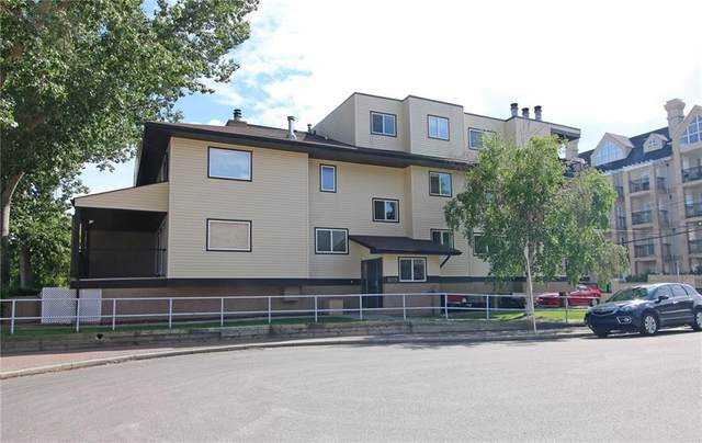 1059 5 Avenue NW #402, Calgary, AB T2N 4S8 (#A1018058) :: Redline Real Estate Group Inc
