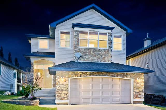 323 Kincora Heights NW, Calgary, AB T3R 1N3 (#A1018118) :: Redline Real Estate Group Inc