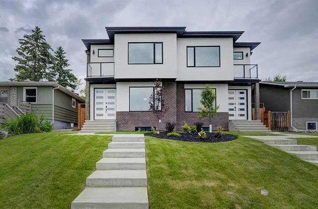 4828 22 Avenue NW, Calgary, AB T3B 0Y5 (#A1018128) :: Redline Real Estate Group Inc