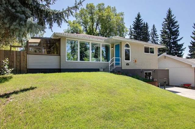 4720 Charleswood Drive NW, Calgary, AB T2L 2E5 (#A1018131) :: Redline Real Estate Group Inc