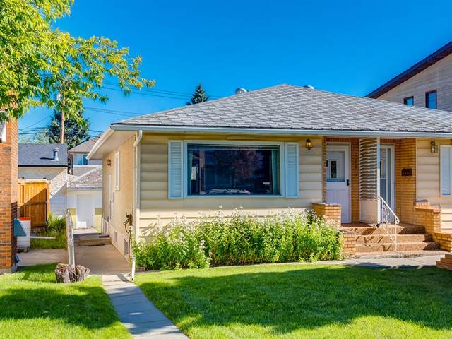 120A 27 Avenue NE, Calgary, AB T2B 1Z7 (#A1018134) :: Redline Real Estate Group Inc