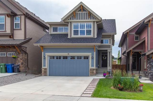 10 Riviera Crescent, Cochrane, AB T4C 0T6 (#A1018157) :: Redline Real Estate Group Inc