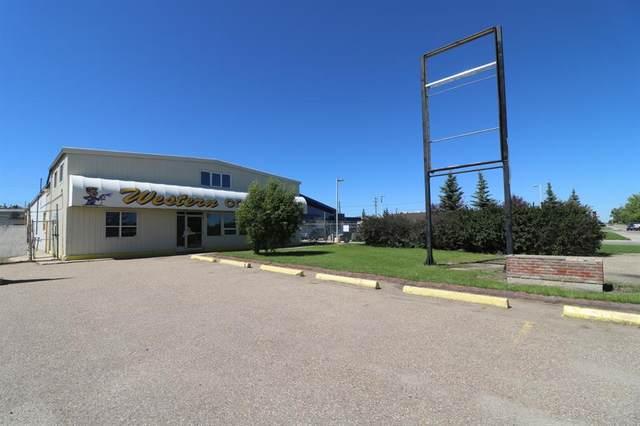 6790 50 Avenue, Red Deer, AB T4N 4E1 (#A1018165) :: Redline Real Estate Group Inc